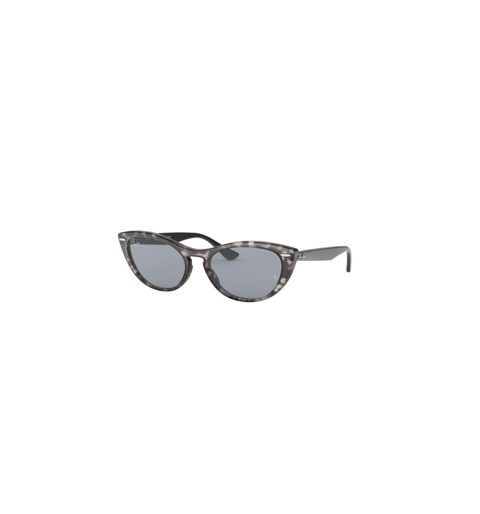 d03d257984 Gafas de sol Ray Ban Nina RB4314N Havana Grey - Blue Mirror Gold (1250Y5)