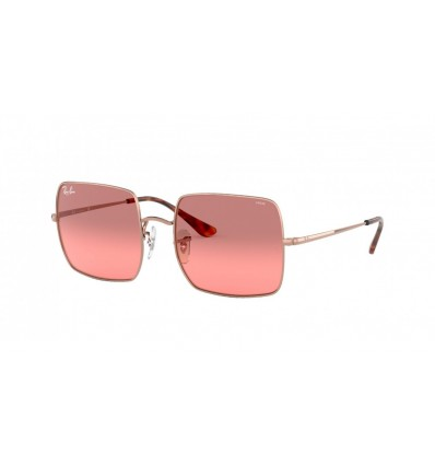 Gafas de sol Ray Ban Square RB1971 Copper - Photo Red Gradient Bordeux (9151AA)