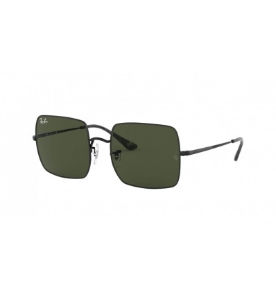 Gafas de sol Ray Ban Square RB1971 Black - Green (914831)