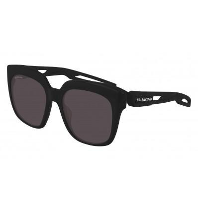 Gafas de sol Balenciaga BB0025S Negro - Gris (001)