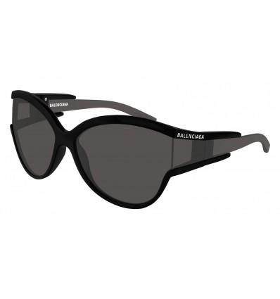 Gafas de sol Balenciaga BB0038S Negro - Gris (001)