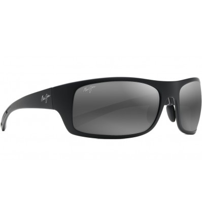 Gafas de sol Maui Jim Big Wave Negro Mate - Gris Neutro (440-2M)