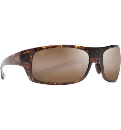 Gafas de sol Maui Jim Big Wave Havana Oliva - Hcl Bronce (H440-15T)
