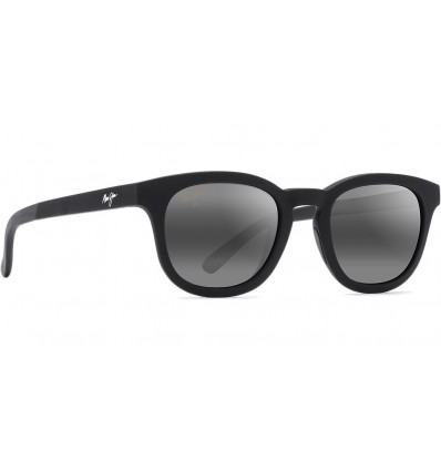 Gafas de sol Maui Jim Koko Head Negro Mate - Gris Neutro (737-02MR)