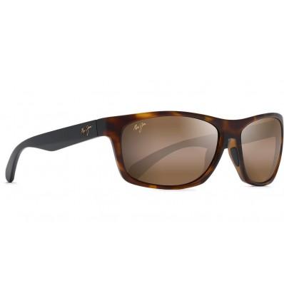 Gafas de sol Maui Jim Tumbleland Havana Mate y Negro - Hcl Bronce (770-2M)