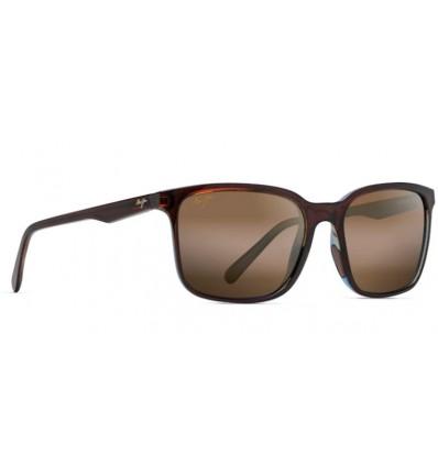 Gafas de sol Maui Jim Wild Coast Rootber Azul - Hcl Bronce (H756-26C)