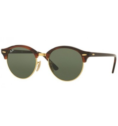 Gafas de sol RAY BAN 4246 Clubround Dark Havana