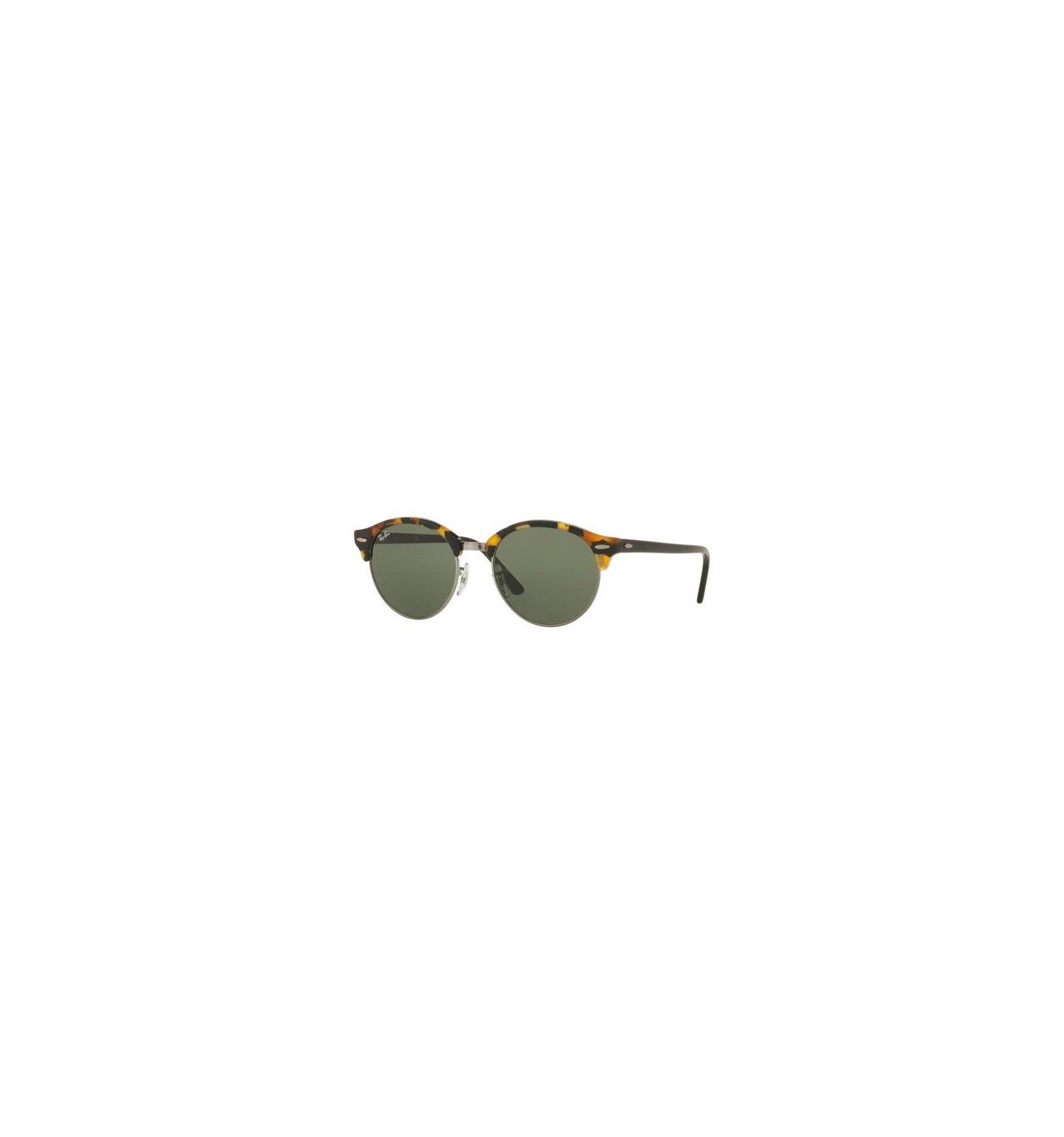 3551518334 Gafas Sol Ray Ban RB4246 Clubround Spotted Black Havana- Envío gratis