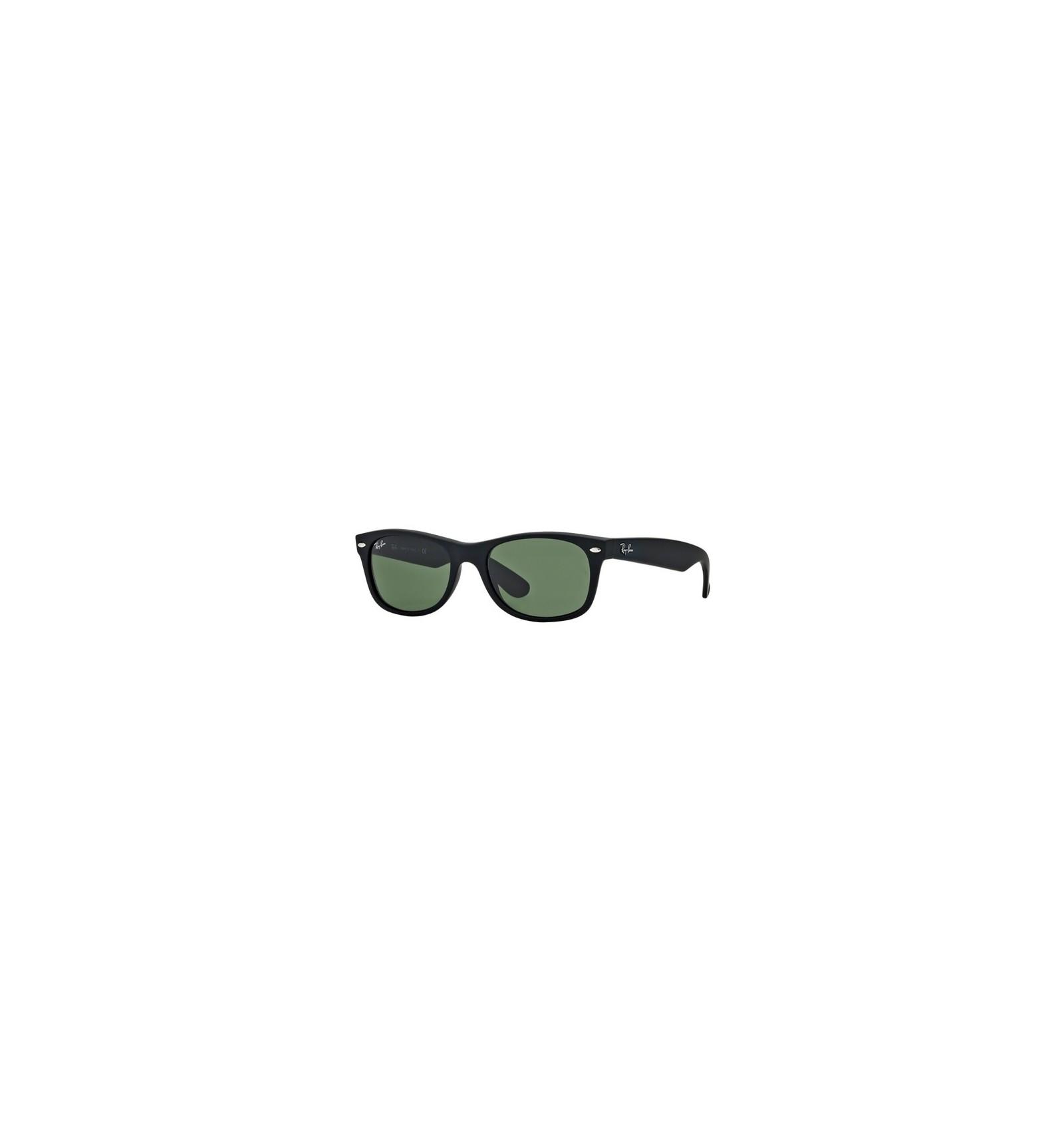 Gafas Ban Ray Rubber B2132 Black Wayfarer Sol New rCWxeodB