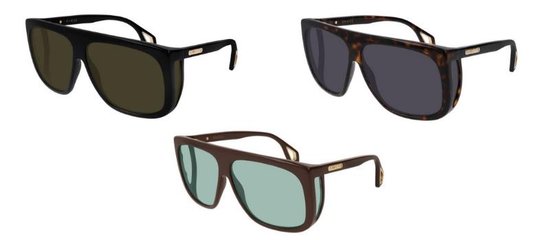 60fc9d7b26 Novedades Gafas Gucci